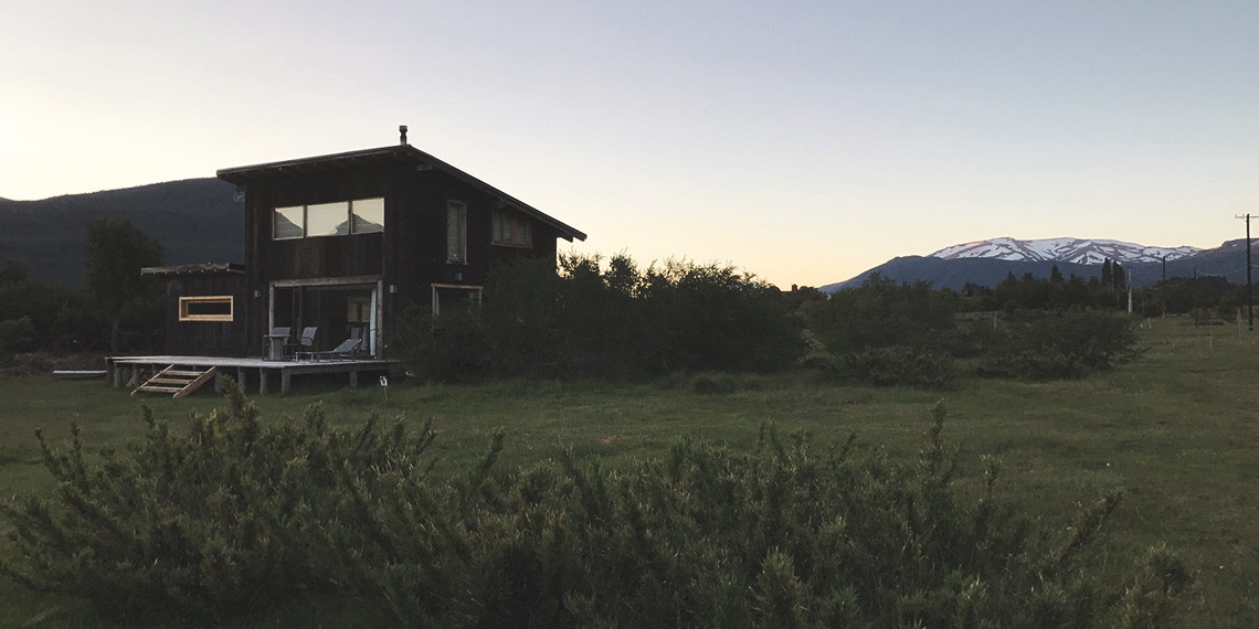 Ma Cabane en Patagonie - Out Of Reach