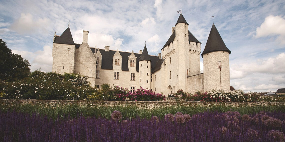 WE digital detox au Château du Rivau