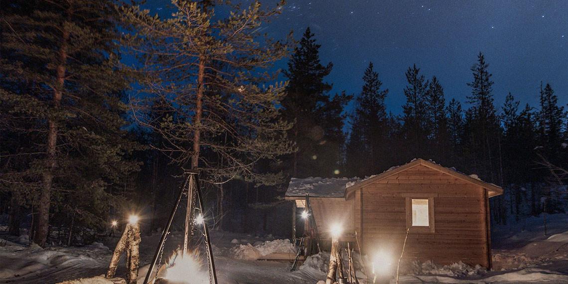 L'aventure, version Laponie