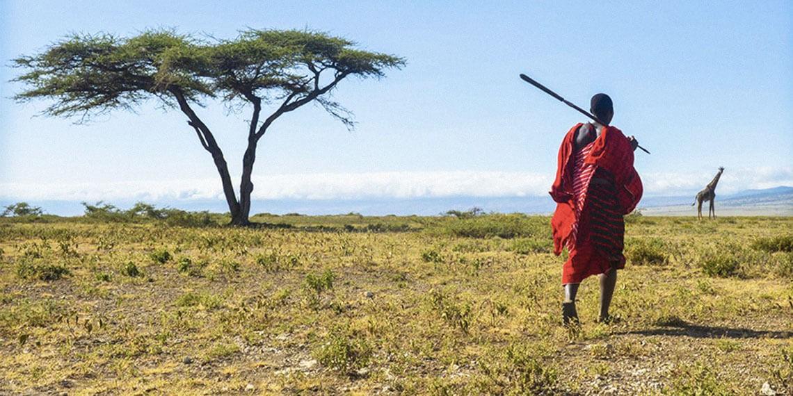À la découverte du pays Massaï