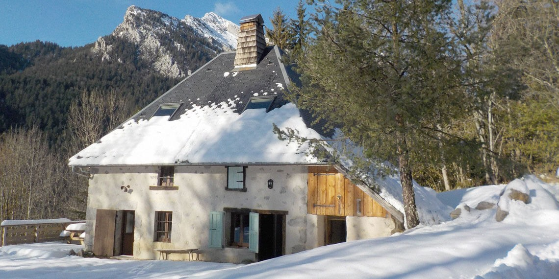 Gite dans le massif de la Chartreuse, la digital detox par Out Of Reach