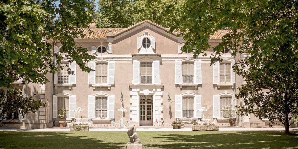 Chateau entre Alpilles et Camargue, labellisé Out Of Reach