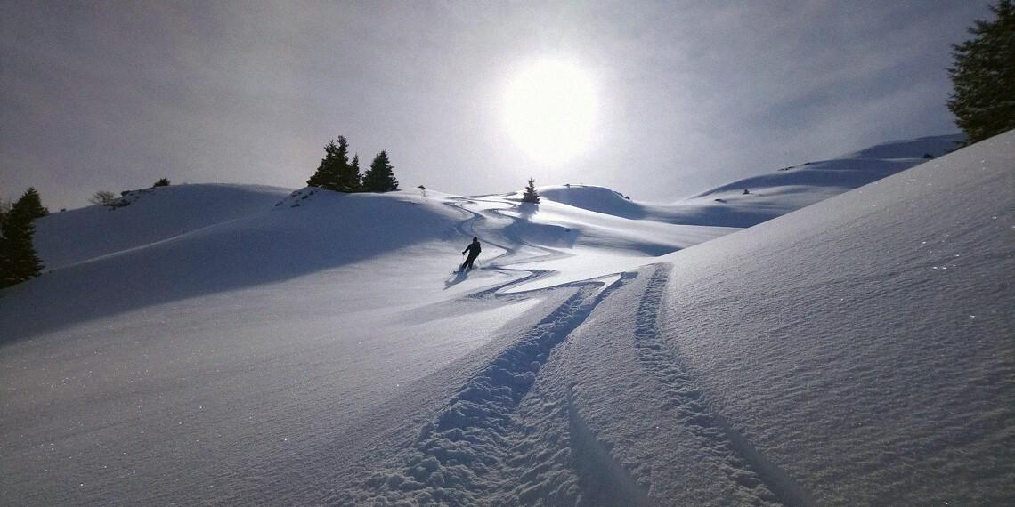 Ski de rando dans le Devoluy - Champsaur, guide labellisé Out Of Reach
