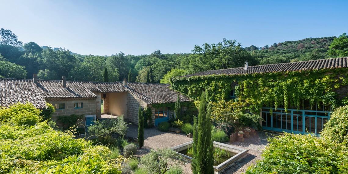 Mas authentique et charmant dans le Gard, Occitanie, labellisé Out Of Reach