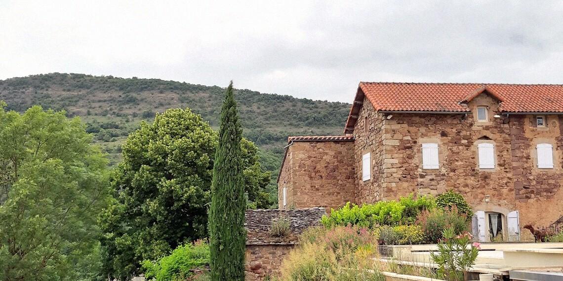 Maison d'hôtes en vielles pierres dans le Tarn