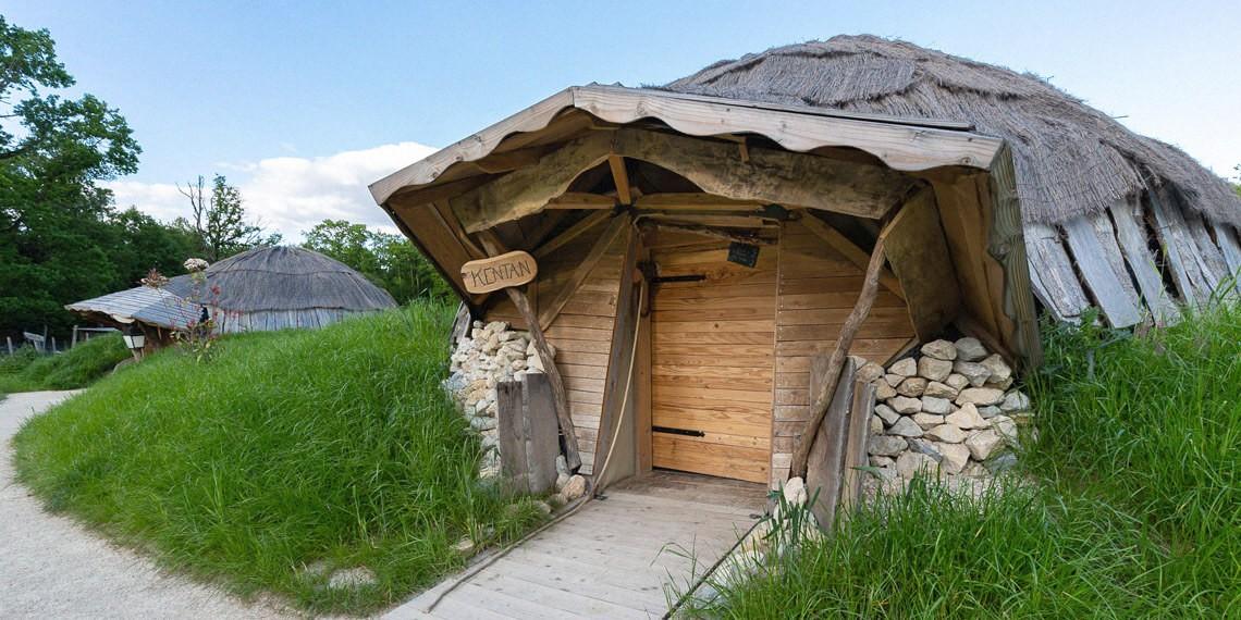 Cabanes dans les Vosges, Labellisées Out Of Reach
