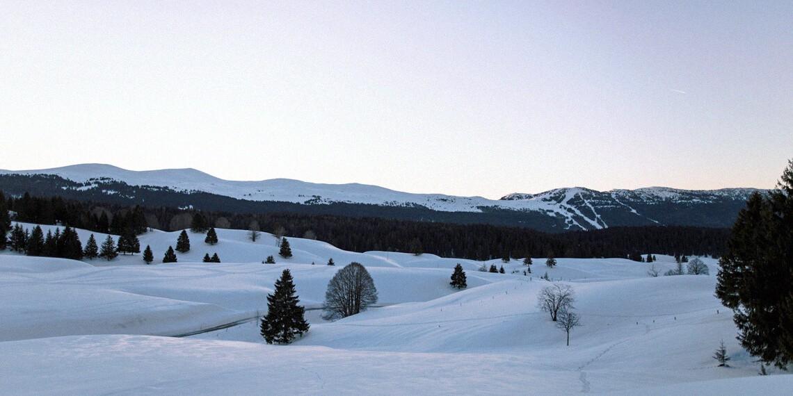 Journée randonnée en liberté dans le Jura, avec un guide, labellisée Out Of Reach