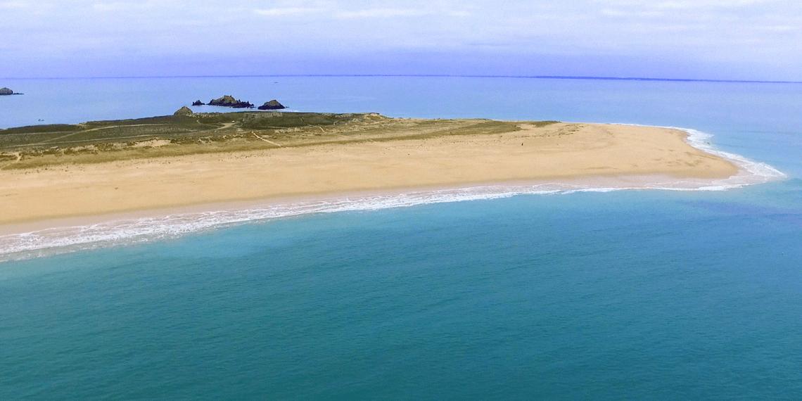 Hebergement insolite en Bretagne : dormir dans un fort d'une ile du Morbihan