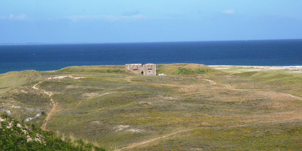 Gite Fort de l'Ile de Houat - Out Of Reach