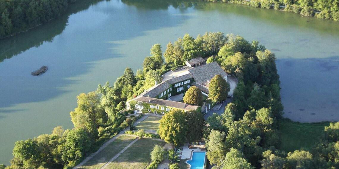 Hôtel de charme en Charente au bord d'un lac