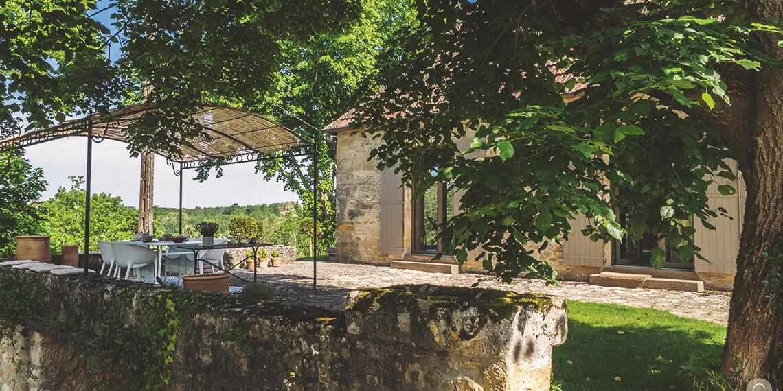 Gite digital detox luxe en Dordogne, avec Out Of Reach