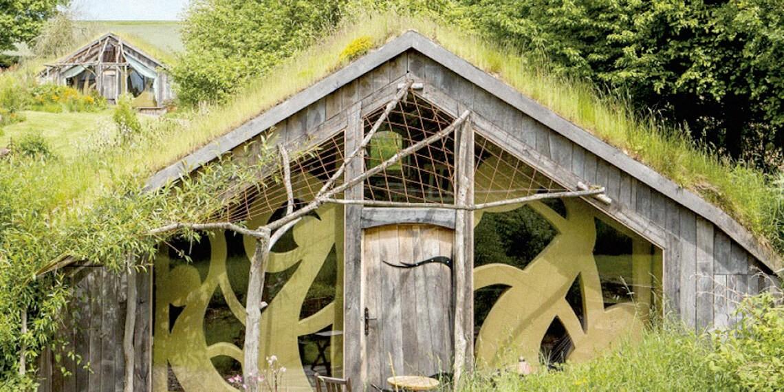 écolodges insolites perdus dans la nature bretonne