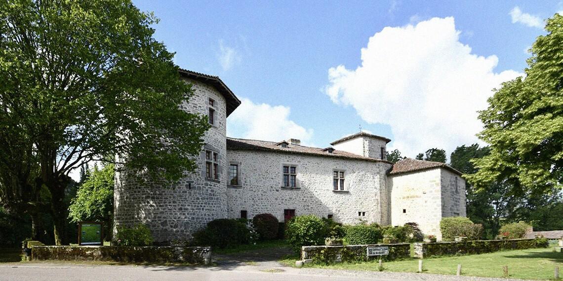 Château Limousin séjour déconnexion