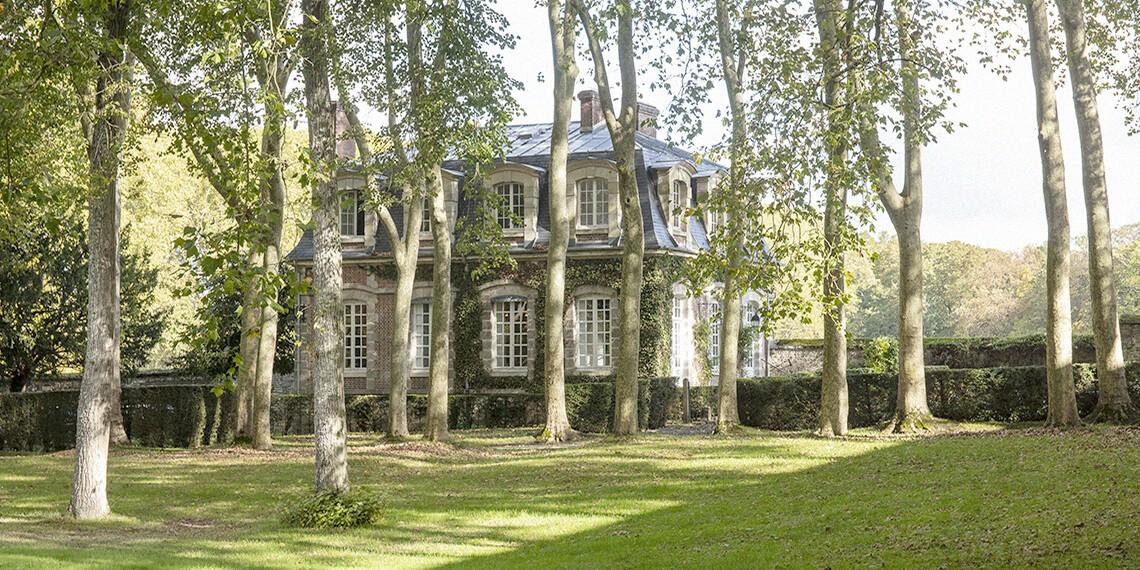 Parc domaine hameau Essonne
