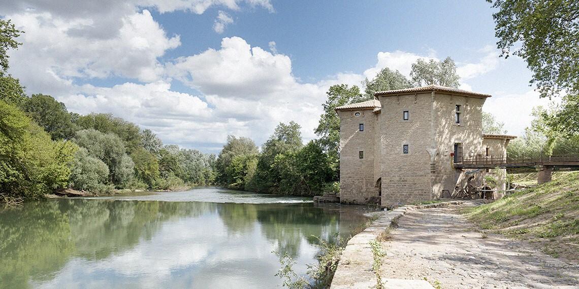 Moulin vacances déconnectées Hérault