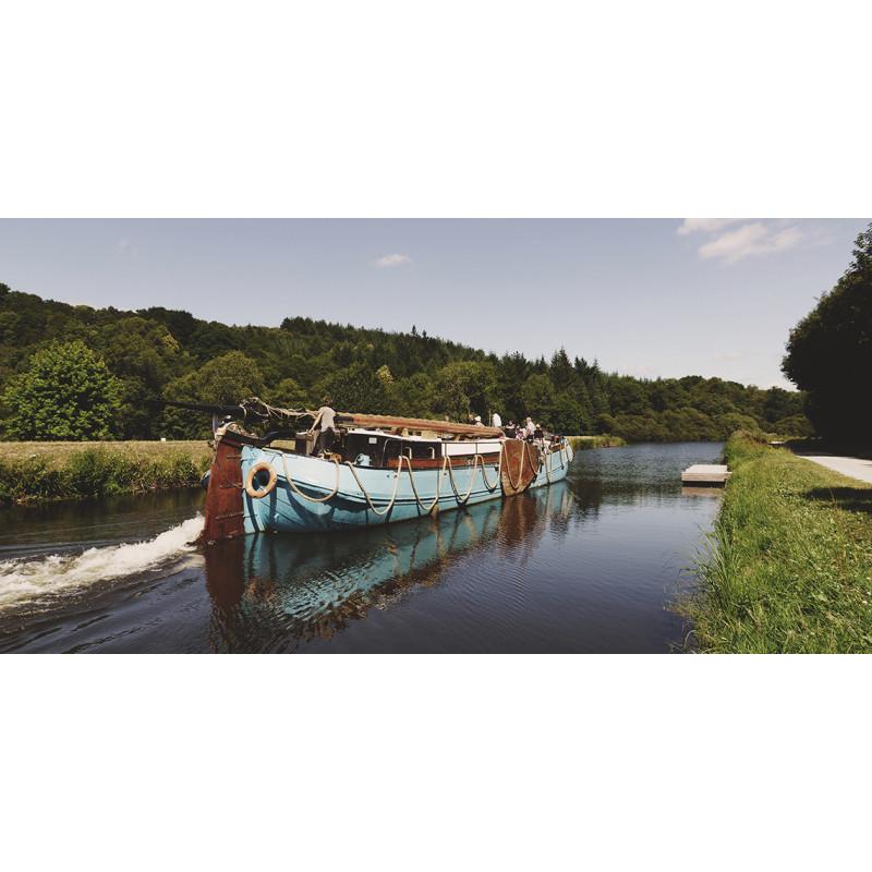 Croisière sur les canaux de Bretagne, par Out Of Reach