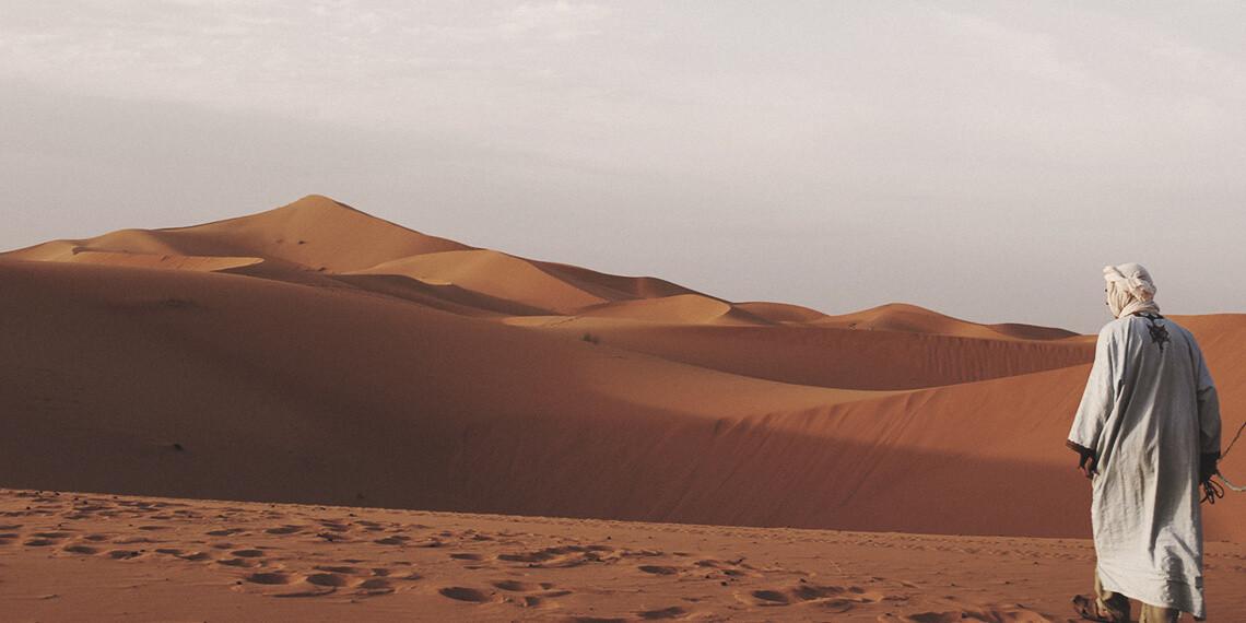 Digital detox dans le désert, le Maroc en mode Out Of Reach
