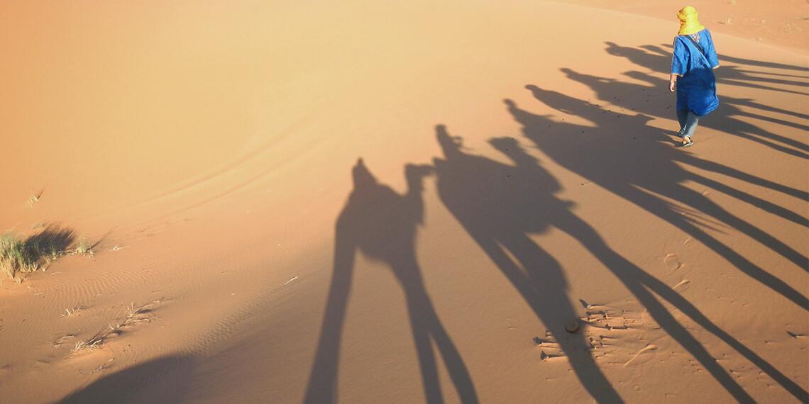 Le Maroc en famille, la digital detox par Out Of Reach