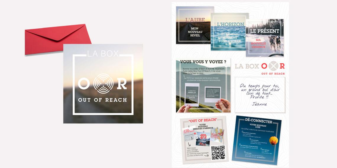 La Box Out Of Reach est aussi disponible au format digital