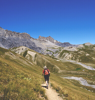 Rando digital detox dans le Mercantour, avec Out Of Reach