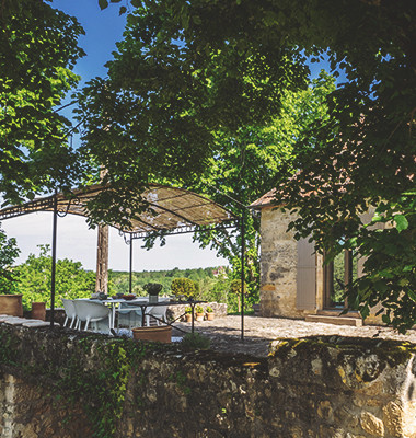 Gite digital detox luxe en Dordogne, avec Out Of Reach