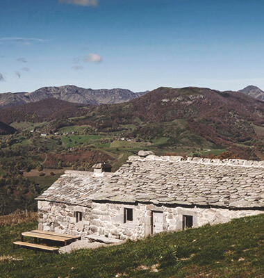 Buron en Auvergne - La digital detox par Out Of Reach