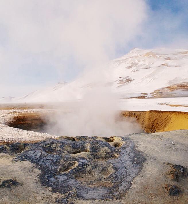 Les geysers islandais ça déconnecte