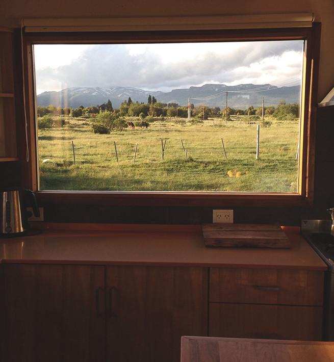 Fenêtre vue extérieure déconnect