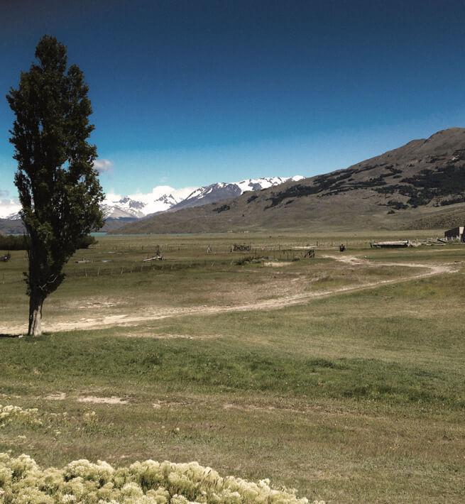 La Patagonie sauvage déconnectée