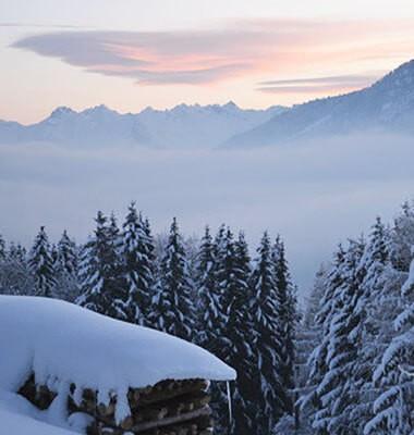 Un réveillon total Out Of Reach en Haute-Savoie