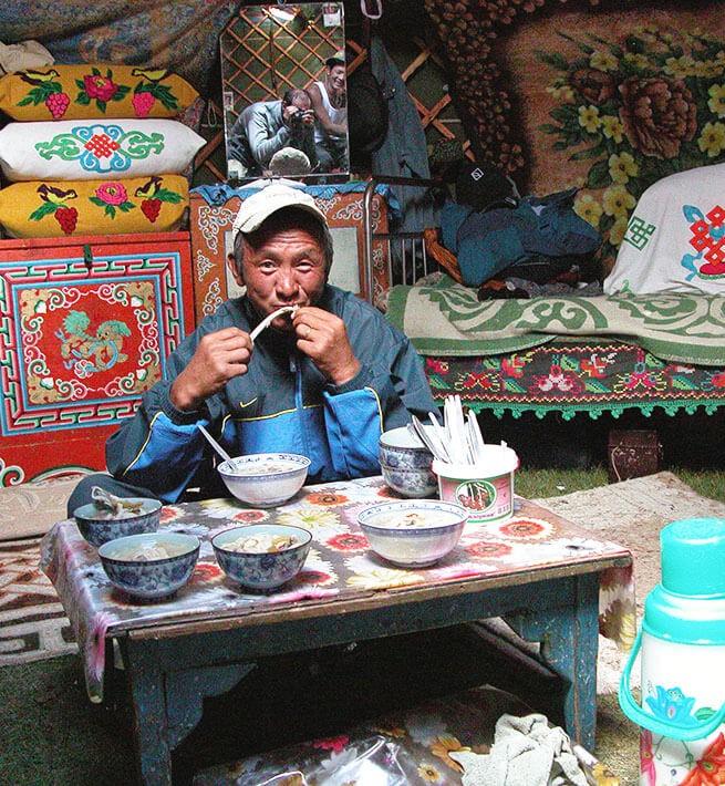 Vivre l'appel de la Mongolie - 1