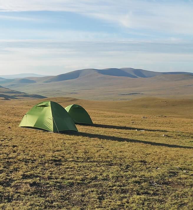 Vivre l'appel de la Mongolie - 2