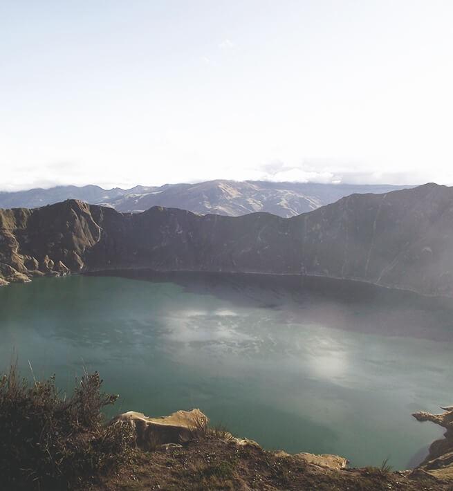 Hors du temps dans les Andes - 1