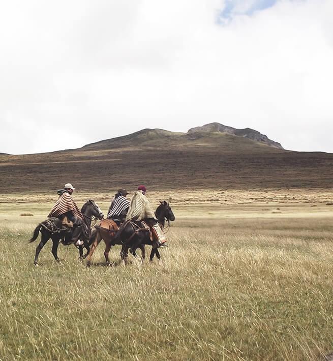 Hors du temps dans les Andes - 2