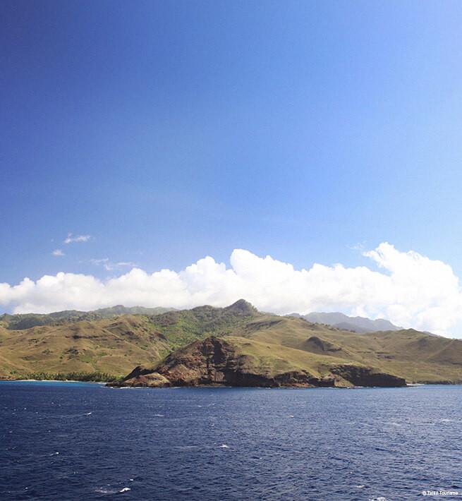 Seul(s) au monde entre Marquises et Tikehau - 1