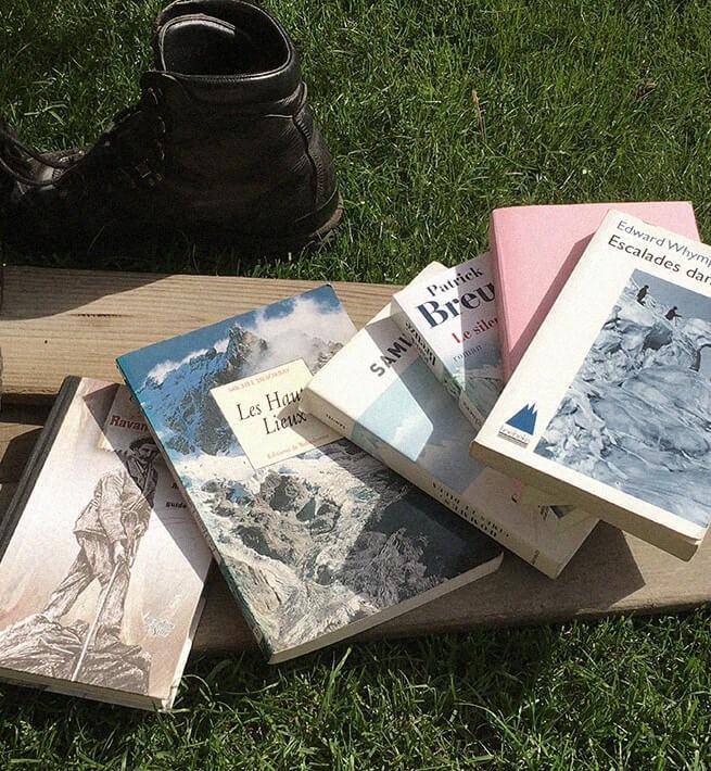 Randos littéraires dans les Alpes - 1