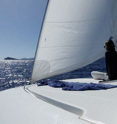 Entre trek et catamaran, la...