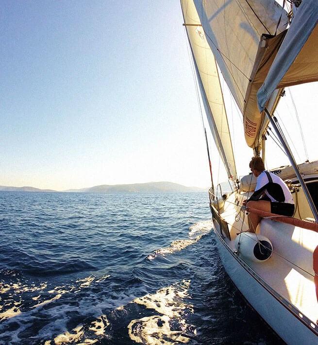 Tomber amoureux de la Grèce en voilier… - 1