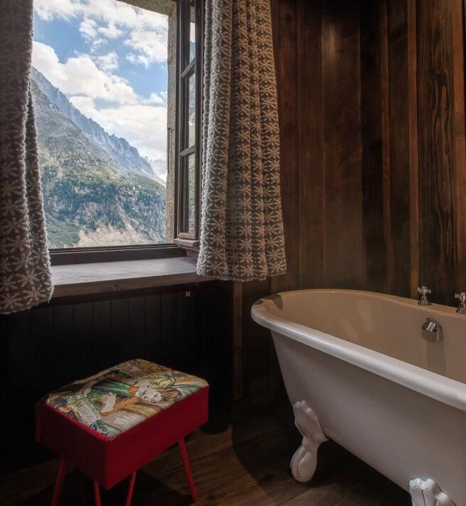 Au pied des sommets mythiques des Alpes - 1