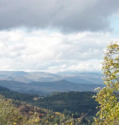 éco-gîte Auvergne