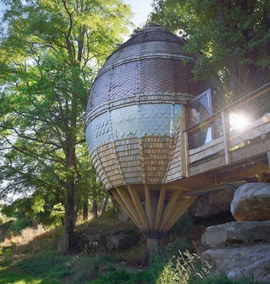 Oasis de lodges insolites et écologiques en Vendée