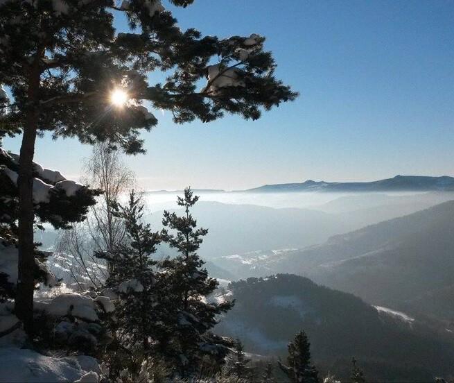 Un chalet perché dans les montagnes ardéchoises - 3