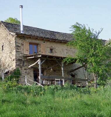 Eco Gite en Aveyron-Segala, labellisé Out Of Reach
