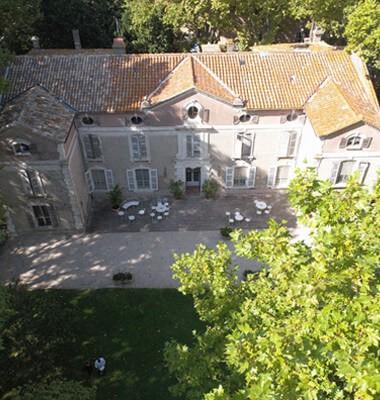 Château provençal, labellisé Out Of Reach