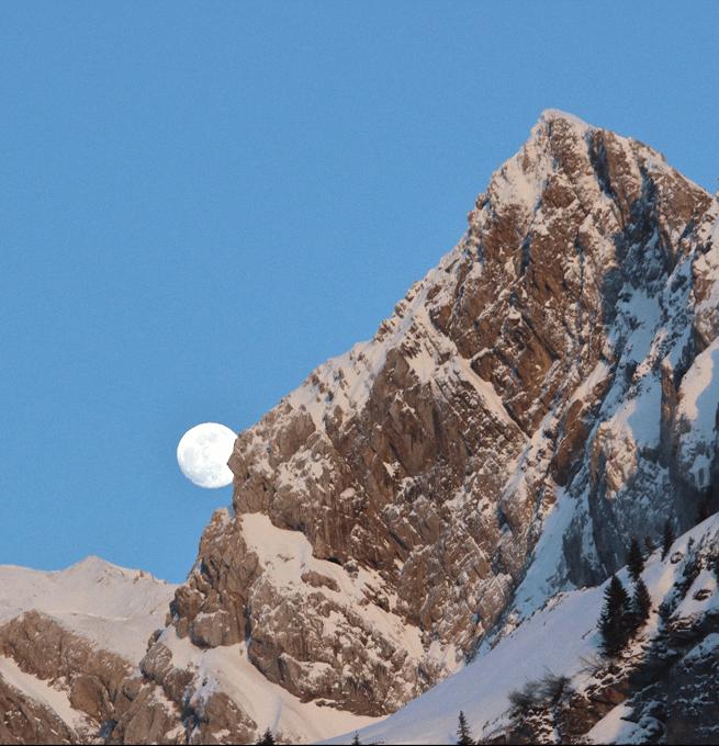 Un refuge de montagne comme camp de base - 2
