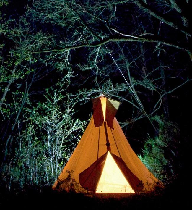 Itinérance sur le Tarn et nuit en tipi - 3