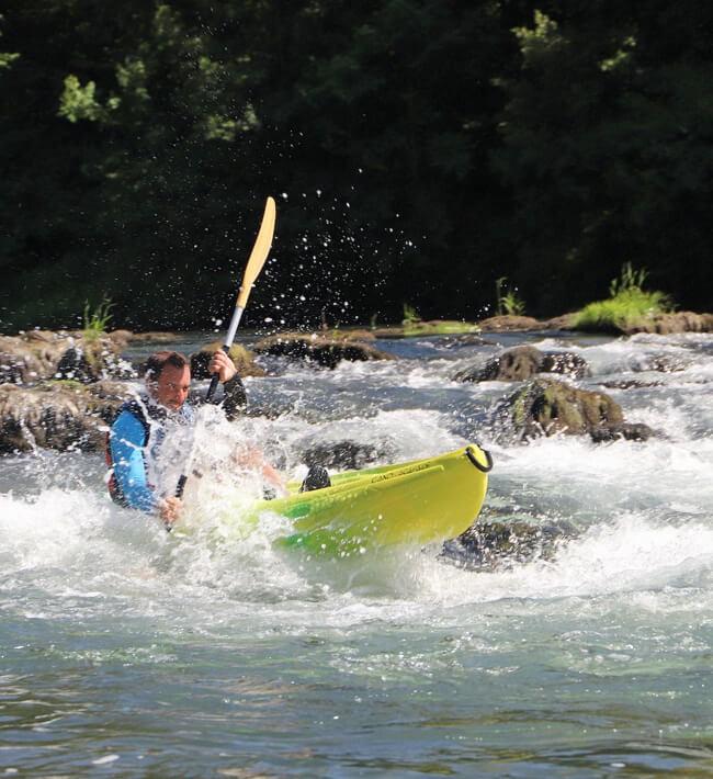 Exploration de la rivière Tarn dans ses recoins les plus secrets - 3