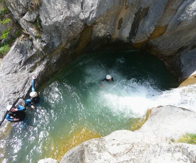 Aventure 100% nature en eaux vives et en tribu - 2
