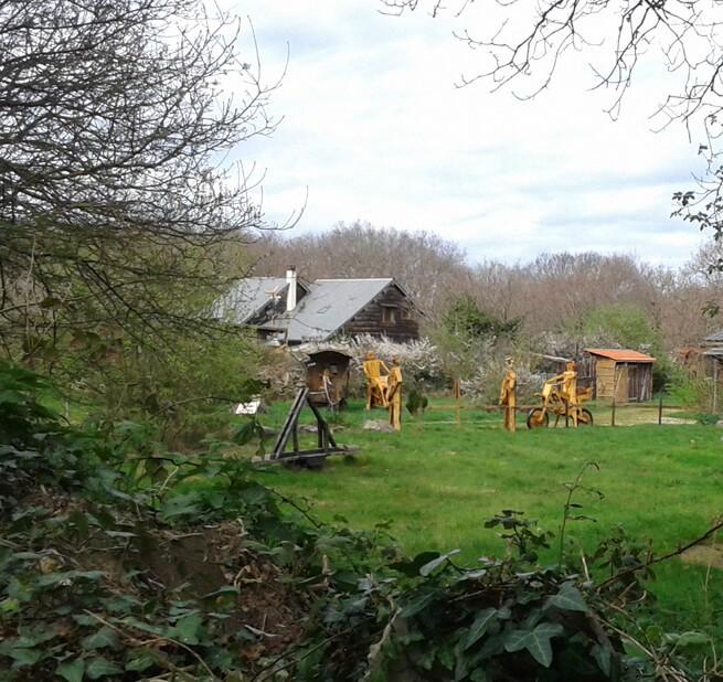 Eco-cabanes à la pointe... du Cotentin - 1