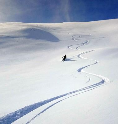 Journée de Ski de rando dans le Devoluy - Champsaur, guide labellisé Out Of Reach
